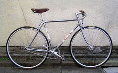 classic (and classy!) Bianchi Pista