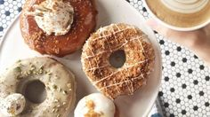 The Essential Guide to Los Angeles Doughnuts, Sweets Week Edition - Eater LA