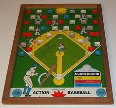 1960S Board Games | photos not available for this variation... IN SEARCH OF THIS VINTAGE GAME, BUT GARAGE SALES ARE HERE SO MaYbE I WILL FIND ONE, SMILES... YOU HAVE 1 YA MAY WANNA SALE FOR A GOOD PRICE? JUST LET ME KNOW PLEASE?