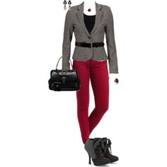 """""""Cute Business Casual"""" by erinlindsay83 on Polyvore"""