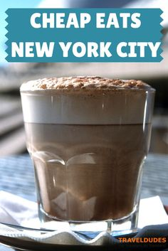 10 Great Cheap Places to Eat in New York City | Traveldudes Social Travel Blog