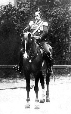 Kaiser Wilhelm II of Germany
