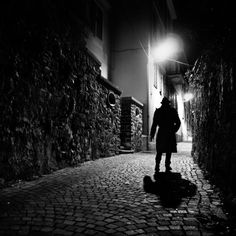 Photo noir city by iko*  on 500px