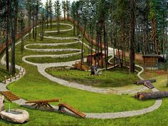 A sandbox for bikers - the Ötzi Bike Academy in Vinschgau - South Tyrol