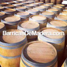 ¿Te gustaría tener una de estas #barricas? Entra en www.BarricasDeMadera.com y pidela ya. ¡No te quedes sin ellas! #barriles #cubas #toneles #oferta #compras #decoracion #regalooriginal #jardin #garden #planters