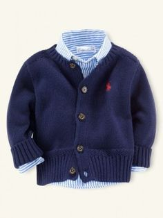 baby boy ~ the preppy look is so cute. Baby Outfits, Outfits Niños, Kids Outfits, Toddler Outfits, Stylish Outfits, Baby Polo, Men's Polo, Baby Boy Fashion, Kids Fashion