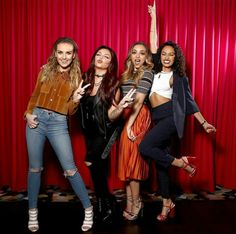 Find images and videos about little mix, perrie edwards and jesy nelson on We Heart It - the app to get lost in what you love. Taylor Swift Hair, Taylor Swift Facts, Jesy Nelson, Perrie Edwards, Little Mix Poster, Litte Mix, Red Taylor, Keith Urban, Girl Bands