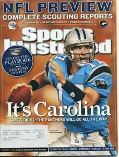 Compare Carolina Panthers Sports Illustrated prices and save big on Panthers  Sports Illustrated and Carolina Panthers Publications by scanning prices  from ... 55376d888
