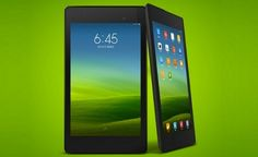 Xiaomi MiPad Android Tablet - The tablet is equipped with a 7.9 inch display offering users a 2,048×1,536-pixels resolution. The Xiaomi MiPad has a similar style to that of Apple's iPad mini tablet, but is powered by a Nvidia's quad-core Tegra K1 processor supported by 2 GB of RAM. | Geeky Gadgets