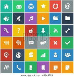 style icon set - Google zoeken