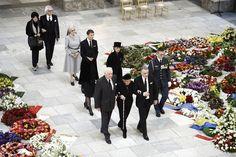 Royal Christmas, Danish Royal Family, Danish Royals, Royal Weddings, Bridesmaid Dresses, Wedding Dresses, Funeral, Most Beautiful, Royalty