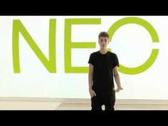 Watch this video of Justin Bieber talking about his New NEO Adidas campaign #Justin