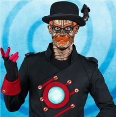Steam Powered Giraffe Hatchworth | Added by Steam Powered Giraffe-O