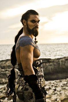 Khal Drogo!  #gameofthrones