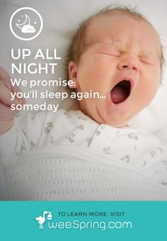 Wondering how other parents are surviving their sleepless nights? Here are their cheat sheets of the must-have gear, so you can get back to your own sheets. | www.weeSpring.com