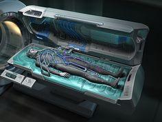 Concept Art World » Avatar Concept Designs by Ben Procter
