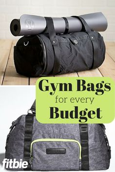 The Best Gym Bags for Your Budget - No matter your price range, we found cute and functional duffels that are worthy of your workout. Fitness Tips, Fitness Motivation, Health Fitness, Fitness Gear, Athleisure, Gym For Beginners, Gym Bag Essentials, Gym Style, Fitness Style