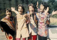 The Beatles surprise