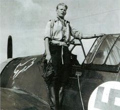 Hans Wind and B-239