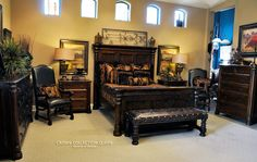 Spanish Colonial Furniture for the master bedroom | My Home Style ...