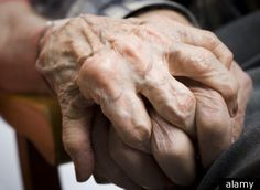 Couple married 72 years dies one hour apart...holding hands
