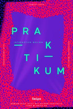 + INTERNSHIPS + by Krunchtime, via Behance