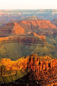 Grand Canyon...every American must experience it.