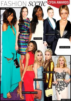 @Who What Wear - CFDA Awards 2011
