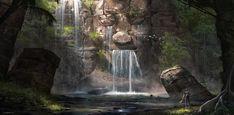 Temple, Florent Llamas on ArtStation at https://www.artstation.com/artwork/temple-36c756a0-703d-461c-b5f7-93c226120a02