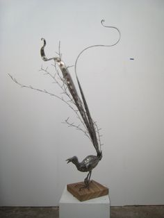 Sculptor Stainless Steel Home Decor