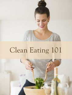 """Get the dirt on eating """"clean"""" here!"""
