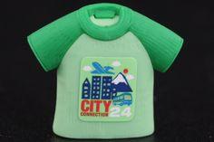 City Connection T Shirt Eraser