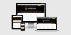 Webfolio 2015 on Behance Design Art, Web Design, Landing, It Works, Behance, Design Web, Website Designs, Nailed It, Site Design