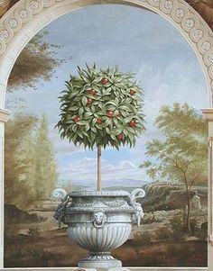 tree in urn - Alan Carroll