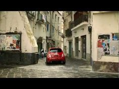 """Fiat Commercial stop before the English and ask students, """"che cosa succedera'?"""" creative way to practice the future tense"""