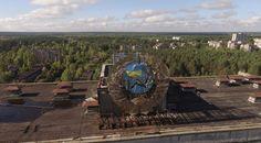 Fotos e vídeo: a vida que prospera agora em Chernobyl - Observador