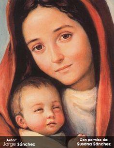 Misterios Gozosos | El Santo Rosario | Virgen Peregrina de la Familia