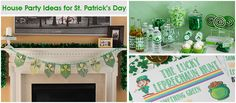 St. Patrick's Day is a fun celebration of everyone. Organize a party to enjoy the spirit of the green holiday. You can send out traditional party invitations to your friends and family or potential customers if you have a business. These days you can quickly and easily send those invitations online.