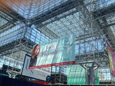 Huge posters hung from Javits rafters Book Expo, Hanging Posters, What Is Like, Book Lovers, New York City, To Go, Campaign, Fair Grounds, America