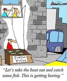 Boat Cartoon - boatcovers.iboats.com