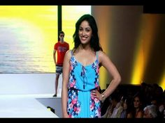WATCH Yami Gautam's dazzling ramp walk in a loose sleeveless one piece dress.  See the video at : https://youtu.be/hMI-towj08E #yamigautam #bollywood #bollywoodnews