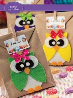 Dulceros para el día del Niño (3) Kids Crafts, Owl Crafts, Diy And Crafts, Paper Crafts, Mickey Y Minnie, Ideas Para Fiestas, First Birthdays, Party Time, Creations