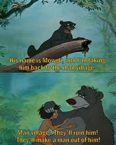 Jungle Book Quotes Amusing The Jungle Book  Disney Obsessed  Pinterest  Books Disney