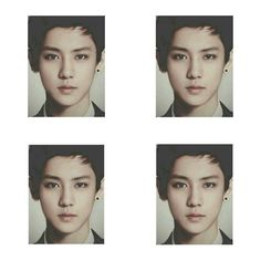 WHAT HAPPENS IF YOU MIX SEHUN AND CHANYEOL'S GORGEOUS FACES.~~~~ NUUUUUUUU *le dies of feels*
