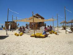 Terra Estreita Beach Santa Luzia, Tavira
