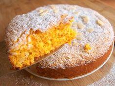 Mandlovo-karotkový koláč - Avec Plaisir