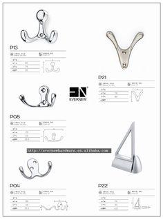 New design furniture hardware fitting hook