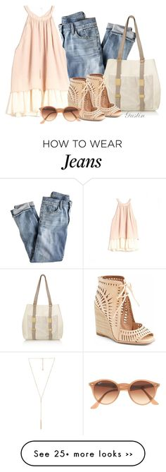 """""""jeans"""" by stacy-gustin on Polyvore"""