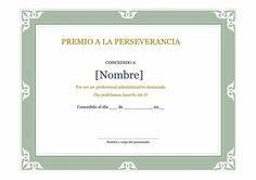 Ejemplo de Certificado de reconocimiento del profesional ...