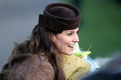 Pin for Later: Will and Kate Have a Very Merry Christmas With Their Families